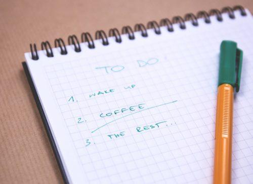smettere di procrastinare